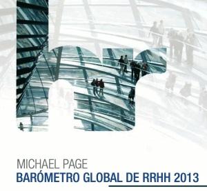 Barómetro Michael Page RRHH 2013